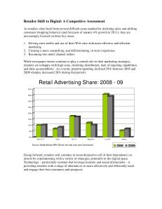 Retailer Shift to Digital A Competitive Assessment_1